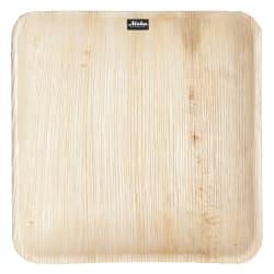Asjett bamboo 10-pk natur 20x20cm