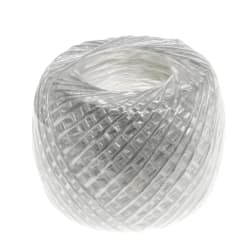 Hyssing polypropylene 100g hvit 115m