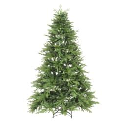 Juletre 1372 tips grønn 210cm