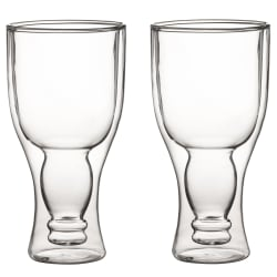 Glass 2 pk flaske 350ml