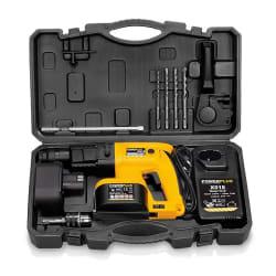 Drill oppladbar borhammer 22v powx018