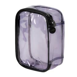 Toalettveske Crystal transparent liten