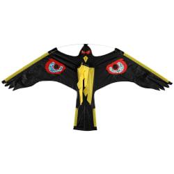 Fugleskremsel sort kite 5m