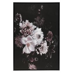 Bilde blomsterbukett 60x90cm