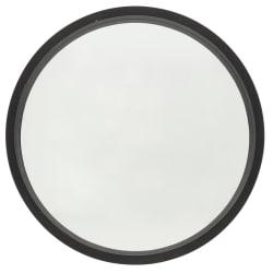 Speil sort 40cm