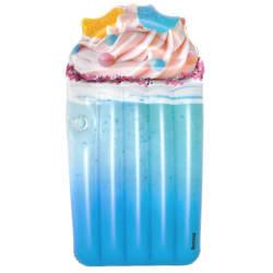 Bademadrass milkshake 185x99cm