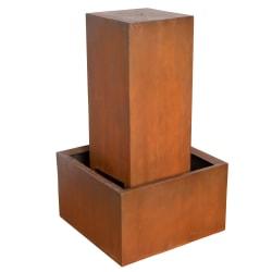 Fontene rust 48x48x87cm