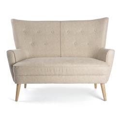 Sofa m/armlene