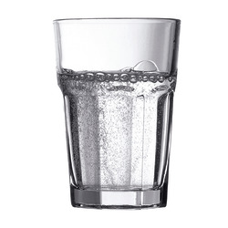 Casablanca glass 65 cl H:17,5 cm