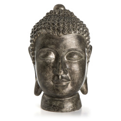 Dekorfigur Antikk budda 23,5 cm
