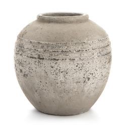 Madame urne Tilde antikk/natur  H:29 B:29 D:29