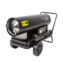 Byggvarmer diesel 30 kw