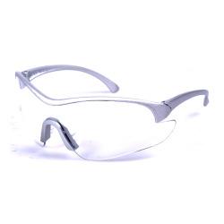Vernebrille klar en166