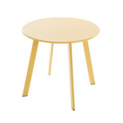 Avlastningsbord Hemnes Ø:49 cm gul