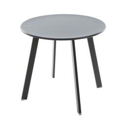 Avlastningsbord Hemnes Ø:49 cm sort