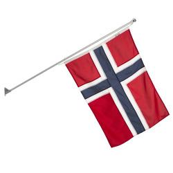 Balkongflagg 150cm