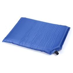 Pute selvoppblåsbar 30x40 cm blå