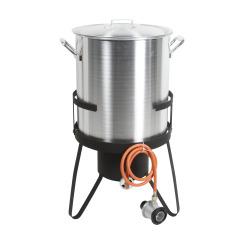 Krabbekoker komplett 39 liter