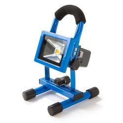 Arbeidslampe LED oppladbar 10 w