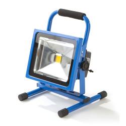 Arbeidslampe oppladbar led 30 w