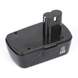 Batteri til 24 volts bajonettsag 80323 1,7A