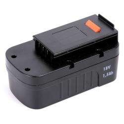 Batteri 18 volt 1,5 amp til 80521-23
