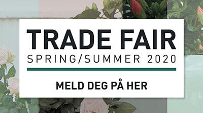 Trade Fair SS 2020 - Påmelding