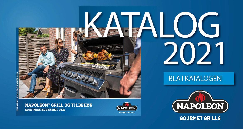 Napoleon grillkatalog 2020