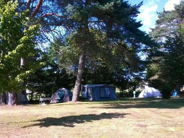 Camping Le Petit Bois