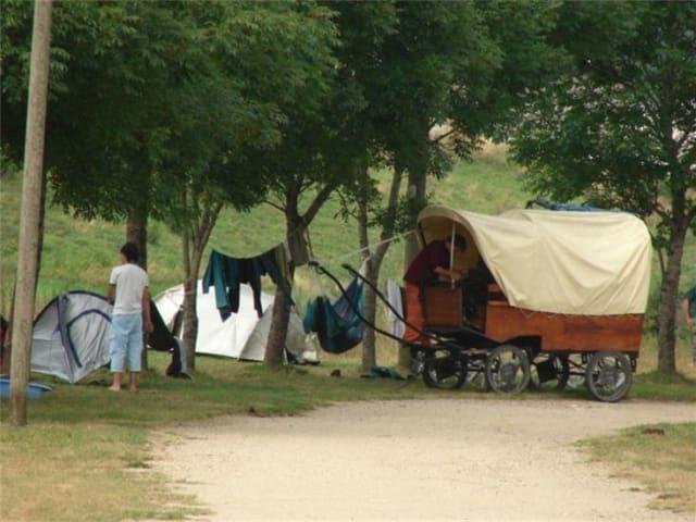 Camping Municipal de Rieutord