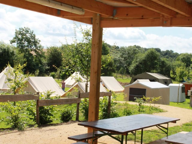 Camping Le Port Ribouet