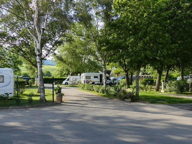 Camping Intercommunal RIQUEWIHR