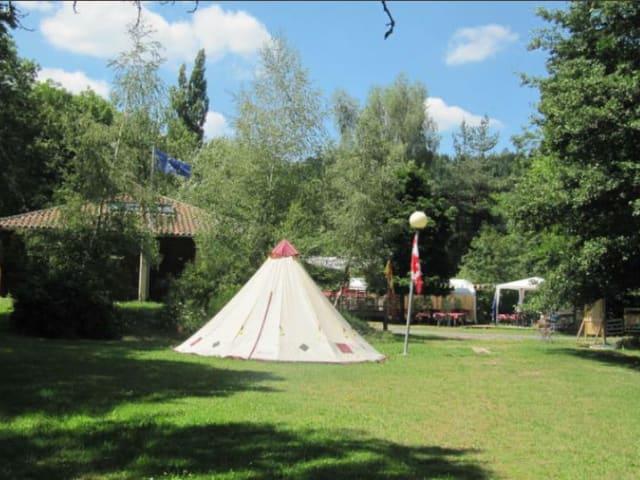 Camping du Plan d'Eau