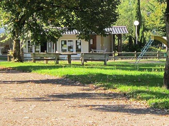 Camping Municipal Plateau Du Guet