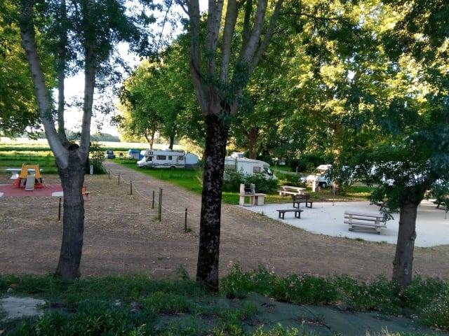 Camping Municipal De L'ecluse