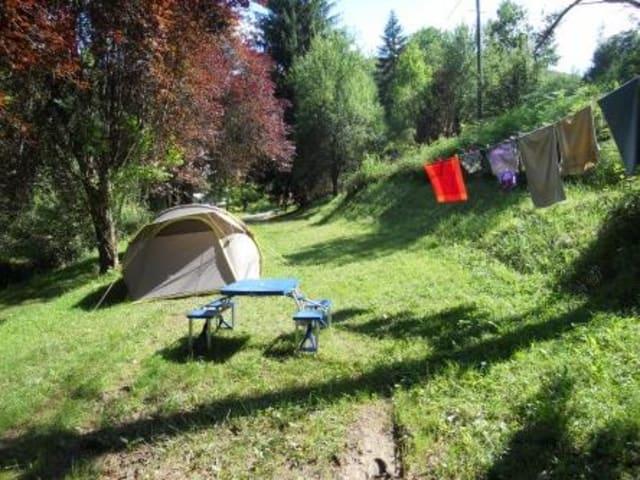 Camping En Ferme d'Accueil