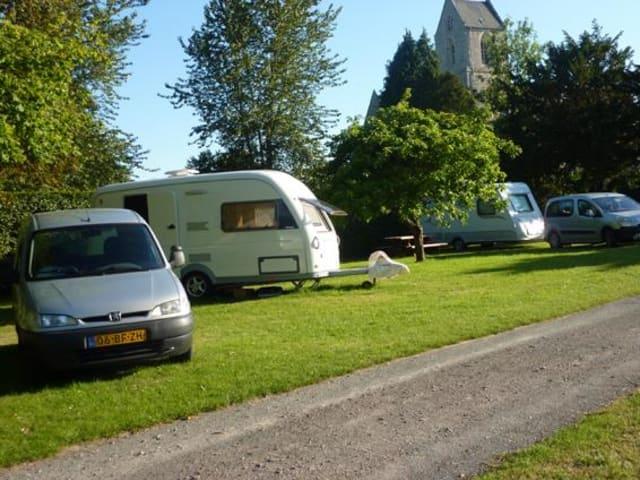Aire naturelle de camping Clos Vert