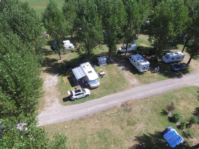 Camping Val de Saine