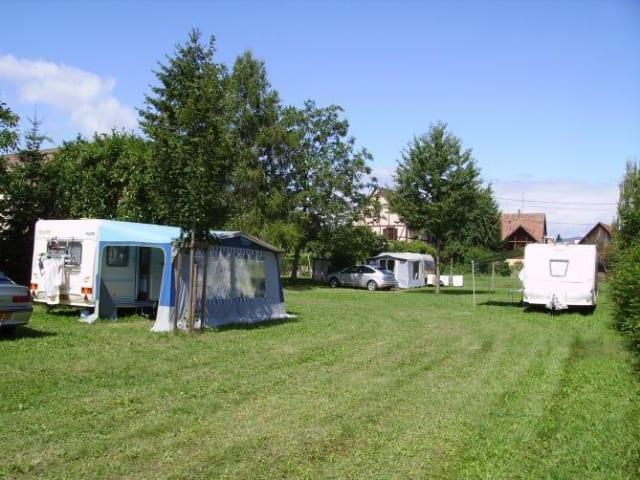 Camping Rural Association FOYER ST MARTIN