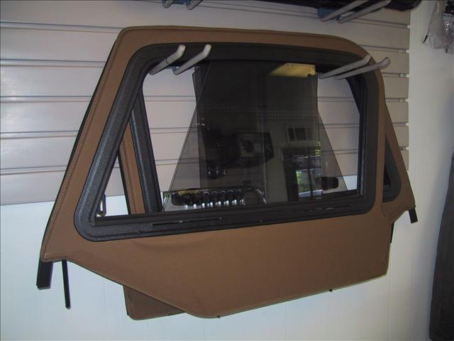 2011 Glass Sliders Upper Doors
