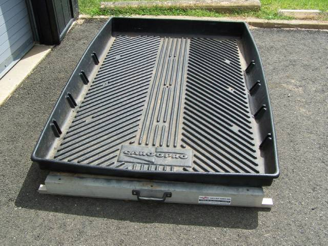 2011 Cargopro Roll Out Cargo Bed