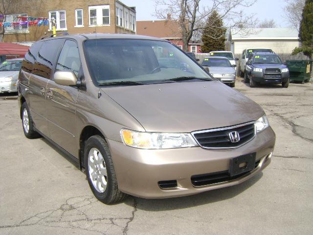 2003 Honda Odyssey EXL
