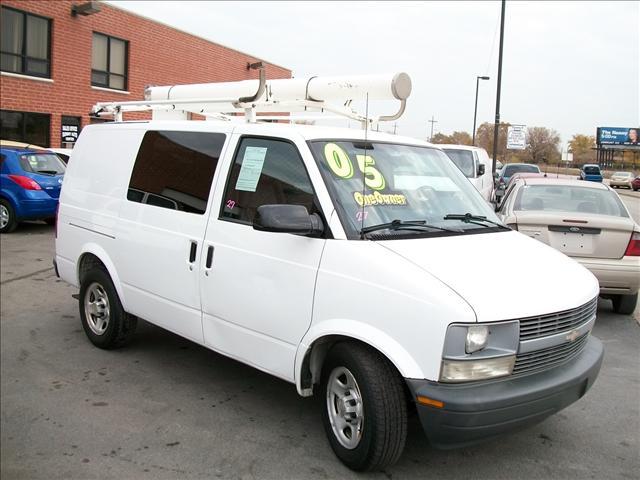 2005 Chevrolet Astro Work Van
