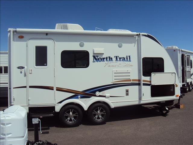 2012 NORTH TRAIL FX18 FOCUS EDITION