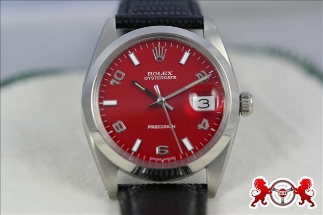1900 Rolex Oysterdate Precision