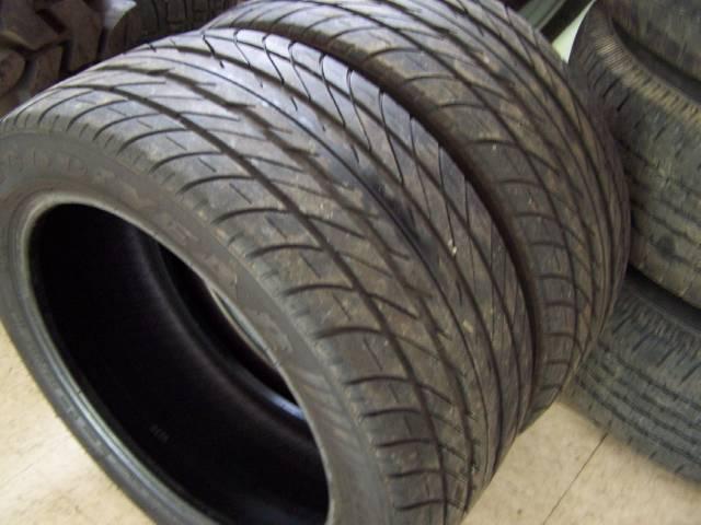 2011 Goodyear Eagle FL Tires