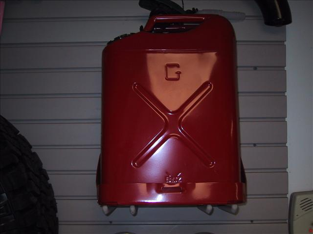 2011 Jerry Can Red