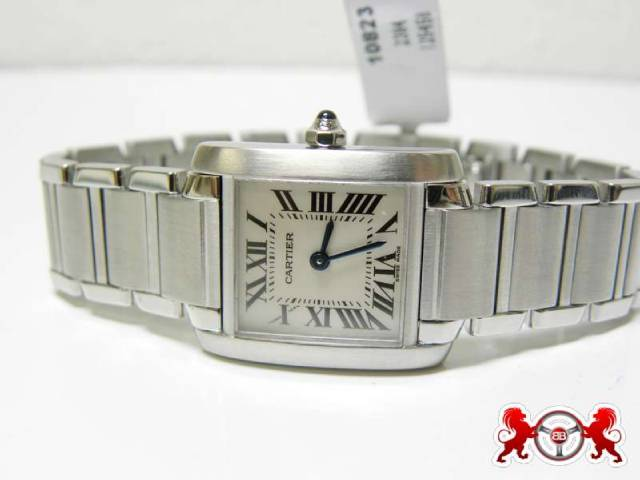 1900 Cartier Tank Francaise Lady's Small