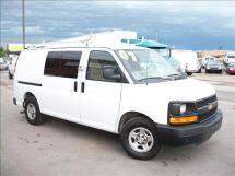 2007 Chevrolet Express G1500 Cargo Van