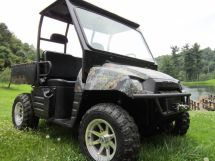 2008 POLARIS RANGER CREW 700 TWIN